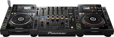GCD CDJ-2000 Package - Audiofeen