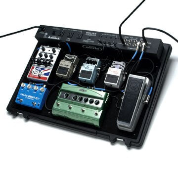 SKB 1SKB-PS-45 Professional Powered Pedalboard - Audiofeen