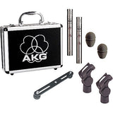 AKG C 451 B-ST Professional Condenser Microphone Set - Audiofeen