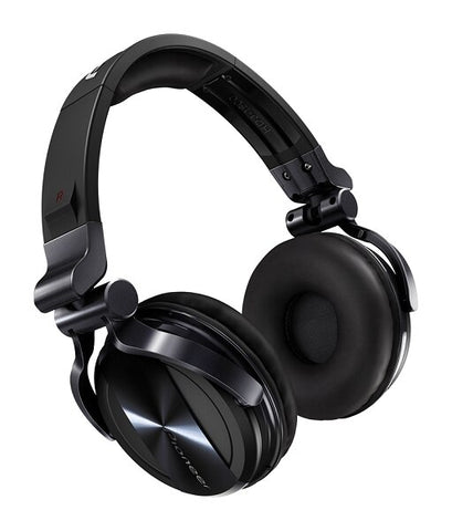 Pioneer HDJ-1000-K Ear-Cup DJ Headphones - Black - Audiofeen