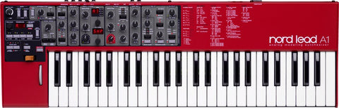 Nord Lead A1 Analog Modeling Synthesizer - Audiofeen
