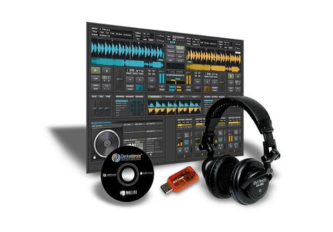 DJ Tech Digimix 2020 MP3 Mixing Software Kit - Audiofeen