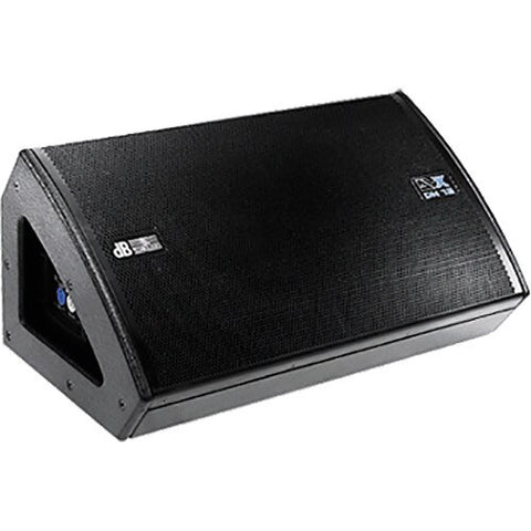 "db Technologies DVX DM12 2-Way 750W Active 12"" Stage Monitor - Audiofeen"