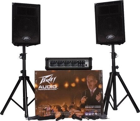 Peavey Audio Performer Pack (B-Stock) - Audiofeen