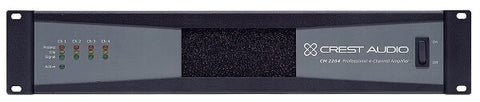 Crest Audio CM 2204 Professional Installation Amplifier - Audiofeen