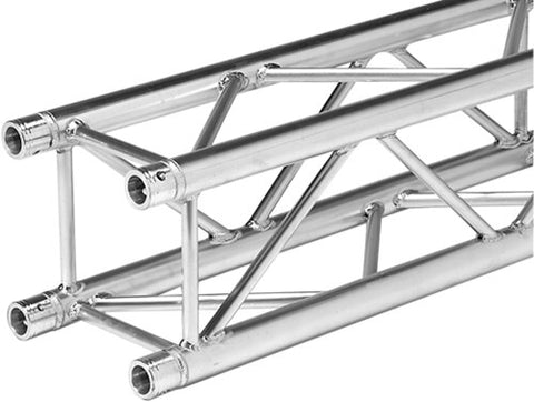 Global Truss SQ-4111-1250  - 4.10ft. (1.25m) Square Segment - Audiofeen