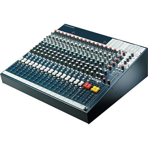 Soundcraft FX16ii - Audiofeen