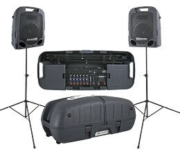 Peavey 3608930 Escort 5000 120US Portable PA - Audiofeen