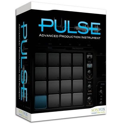 SONiVOX Pulse - Advanced Production Instrument - Audiofeen