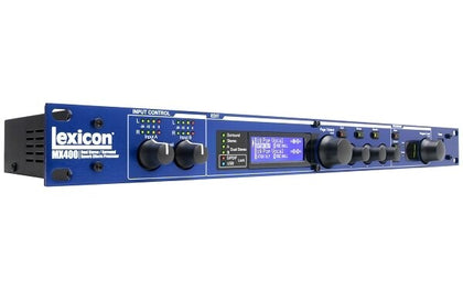 Lexicon MX400 Dual Stereo and Surround Reverb Effects Processor - Audiofeen