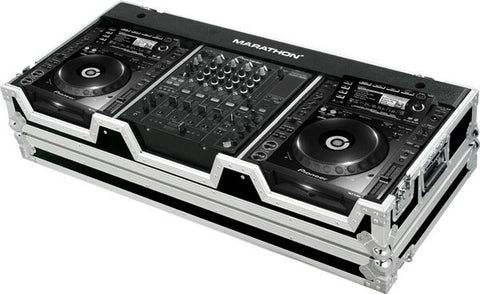 Marathon MA-CDJ2K12W Professional CD Player Case - Audiofeen