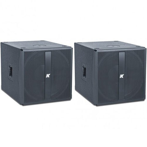 Sennheiser K-Array KMT221 Subwoofer - Audiofeen