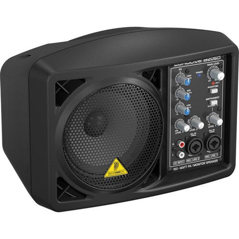 Behringer Eurolive B205D Active PA and Monitor Speaker System - Audiofeen