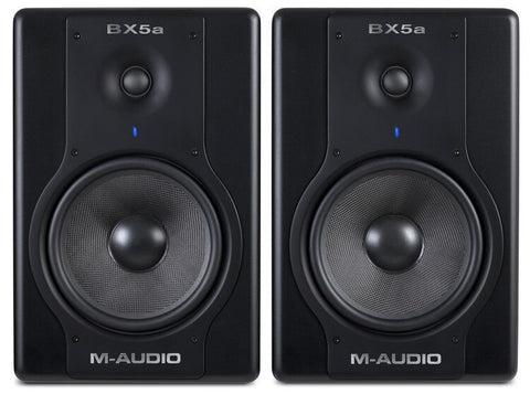 M-Audio Studiophile BX5a Deluxe Studio Reference Monitors - Audiofeen