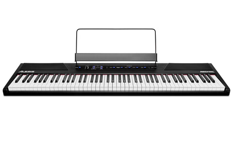 ALESIS RECITAL 88-Key Digital Piano with Full-Sized Keys - Audiofeen