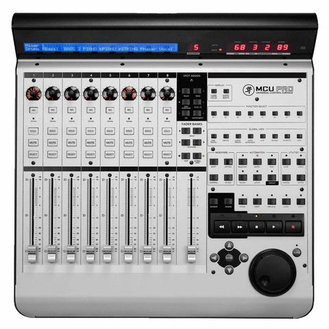 Mackie MCU Pro 8-channel Control Surface with USB - Audiofeen