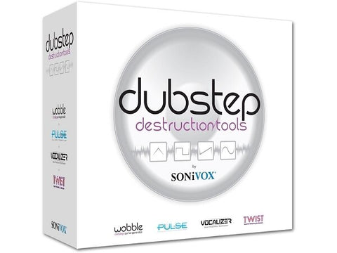 SONiVOX Dubstep Destruction Tools - Audiofeen