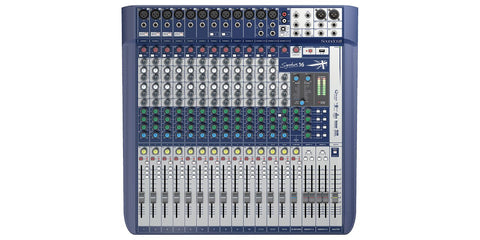 Soundcraft Signature 16 - Audiofeen