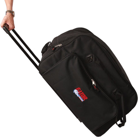 Gator GPA-712SM Speaker Bag with Wheels - Audiofeen