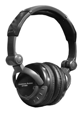 American Audio HP 900 DJ Headphones - Audiofeen