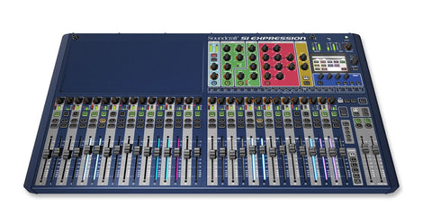 Soundcraft 5035679 - SI EXPRESSION 3 CONSOLE - Audiofeen