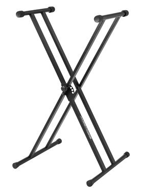 Ultimate Support JS-502D Double-Braced X-Style Stand - Audiofeen