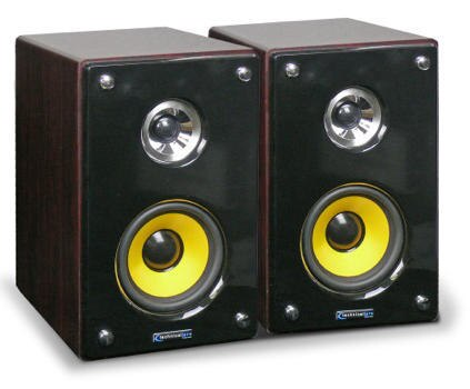 Technical Pro MRS4 Nearfield Studio Monitors - Audiofeen
