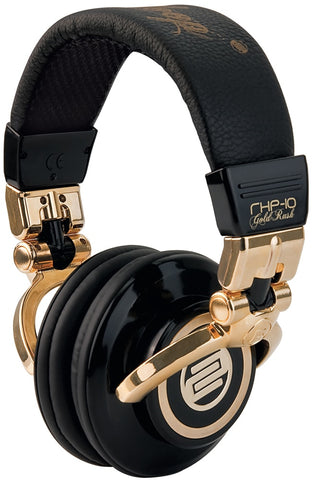 Reloop RHP-10 Professional DJ Headphones - Gold Rush - Audiofeen
