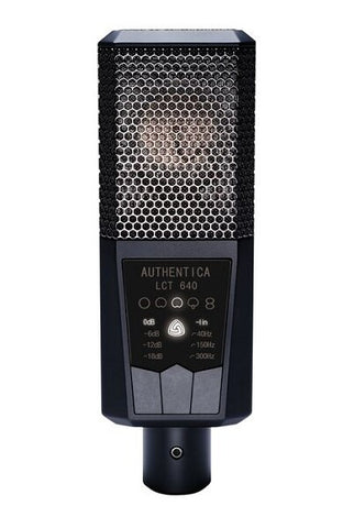 Lewitt LCT 640 Reference Class Condenser Microphone - Audiofeen