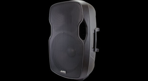 Gemini AS-15BLU Active Loudspeaker with Bluetooth - Audiofeen