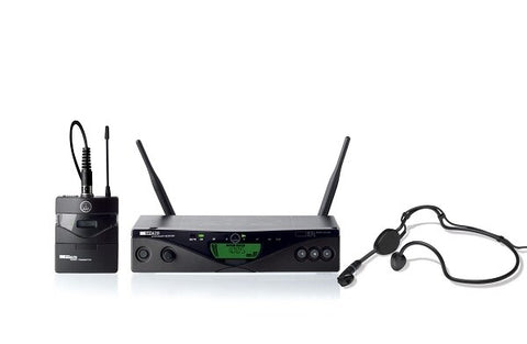 AKG WMS 470 Sports Set Wireless Microphone System - Audiofeen
