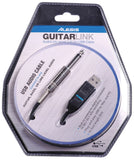 Alesis GuitarLink Guitar-to-USB Cable - Audiofeen