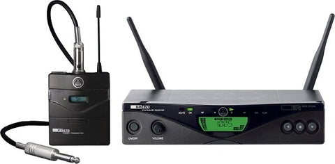 AKG WMS 470 Wireless Instrument System - Audiofeen