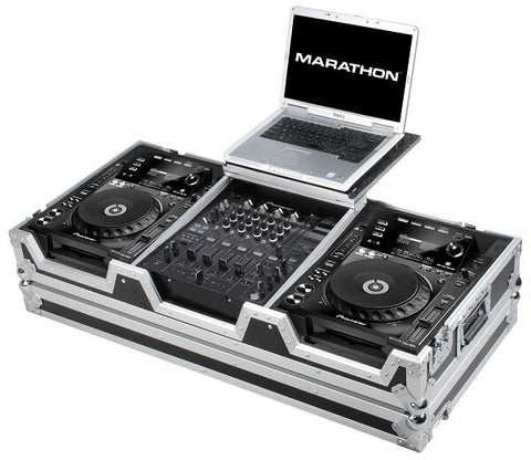 Marathon MA-CDJ9H12WLT Large CD Player Case - Audiofeen