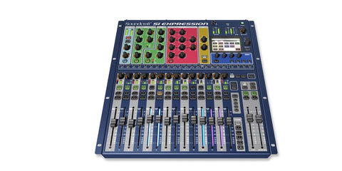 Soundcraft 5035677 - SI EXPRESSION 1 CONSOLE - Audiofeen