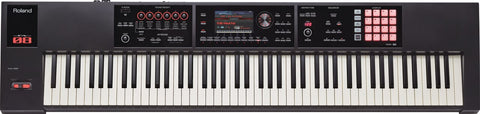 Roland Professional A-V FA-08 - 88 weighted Key Music Workstation - Audiofeen