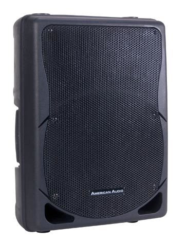American Audio XSP-10A Powered 2-Way Speaker - Audiofeen