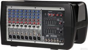Peavey XR 8300 Powered Mixer - B-Stock - Audiofeen