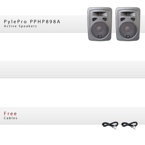 Pyle Pro 898 Package - Audiofeen
