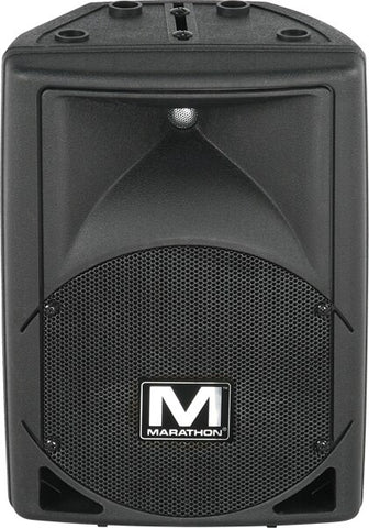 Marathon ENT-8P Powered Full Range Speaker - Audiofeen