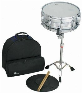 Percussion Plus Deluxe Snare Drum Kit - Audiofeen