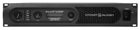 Crest Audio Pro-LITE 3.0 DSP Power Amplifier - Audiofeen