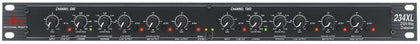 DBX 234XL Stereo 2-3 Way, Mono 4 Way Crossover - Audiofeen