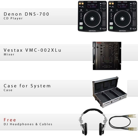 GCD DNS-700-002 Package - Audiofeen