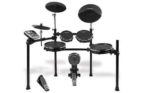 Alesis DM8 Pro Kit - Professional Five-Piece Electronic Drumset - Audiofeen