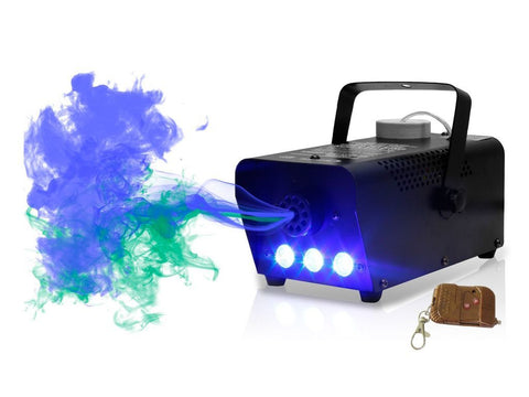 Technical Pro FOG MACHINE with Wireless Remote Controller - Audiofeen