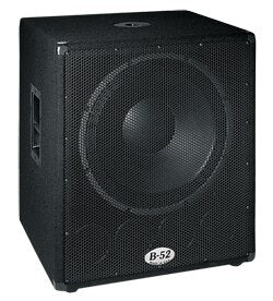 B-52 MX-18S 18-Inch Subwoofer 550W - Audiofeen