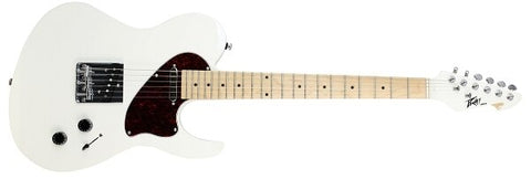 Peavey Riptide Series Classic White Electric Guitar - Audiofeen