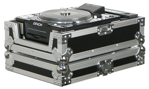 Odyssey FZCDJ Flight Zone Large Format CD Player Case - Audiofeen