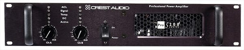 Crest Audio Pro 5200 Professional Amplifier (Display) - Audiofeen